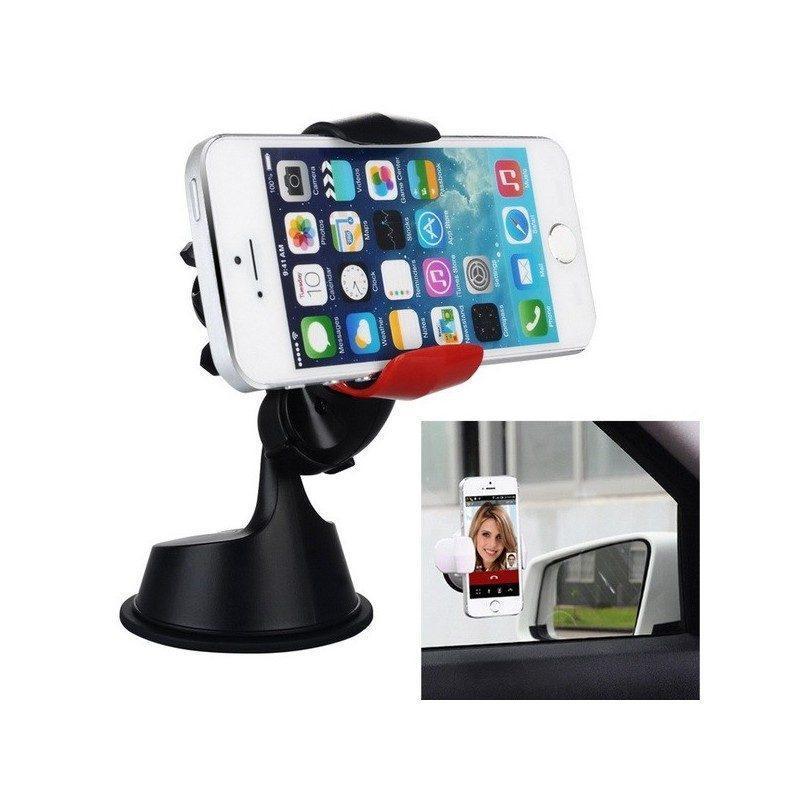 Универсальный кронштейн с присоской – для iPhone/смартфонов/MP4/PDA