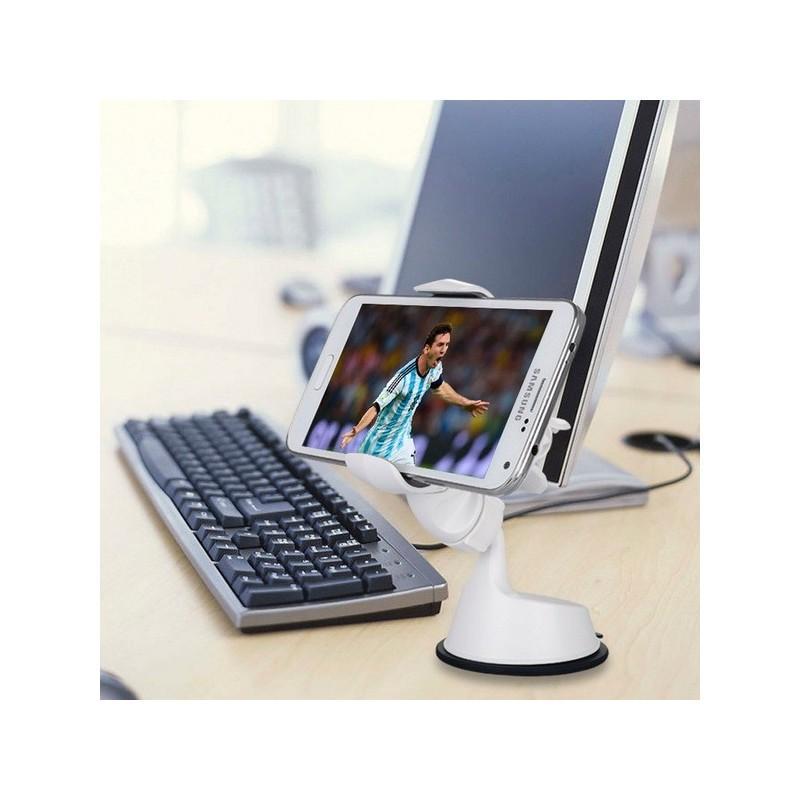 Универсальный кронштейн с присоской – для iPhone/смартфонов/MP4/PDA 188133