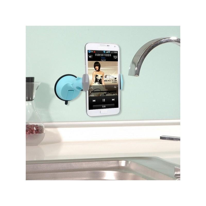 Универсальный кронштейн с присоской – для iPhone/смартфонов/MP4/PDA 188134