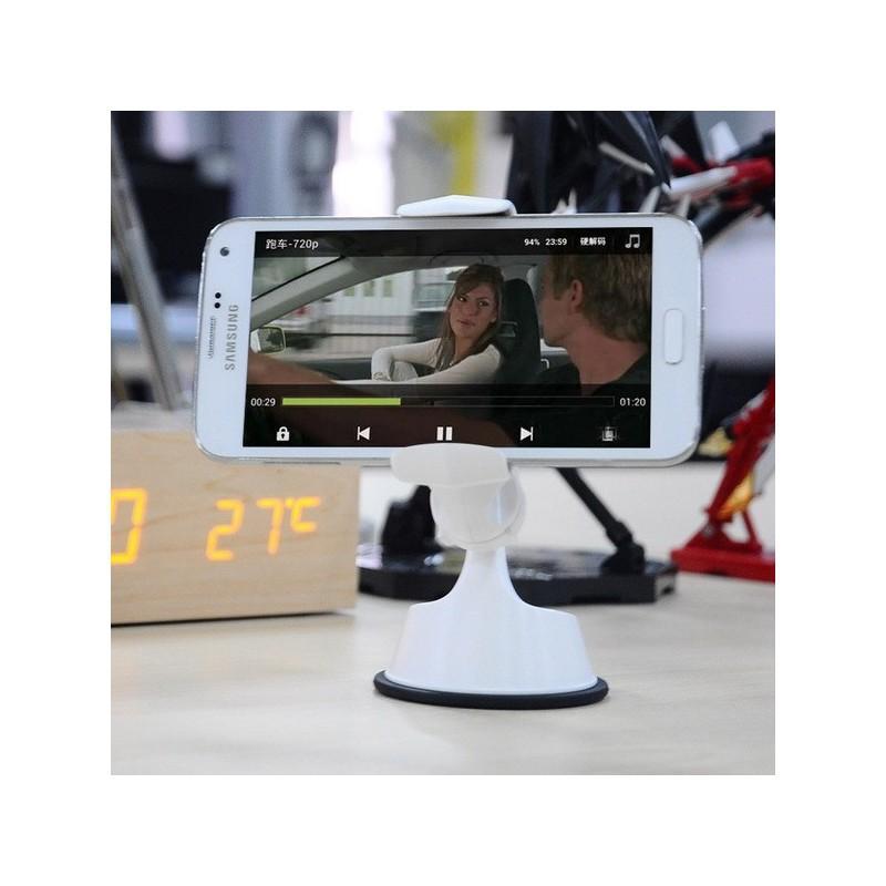 Универсальный кронштейн с присоской – для iPhone/смартфонов/MP4/PDA 188136