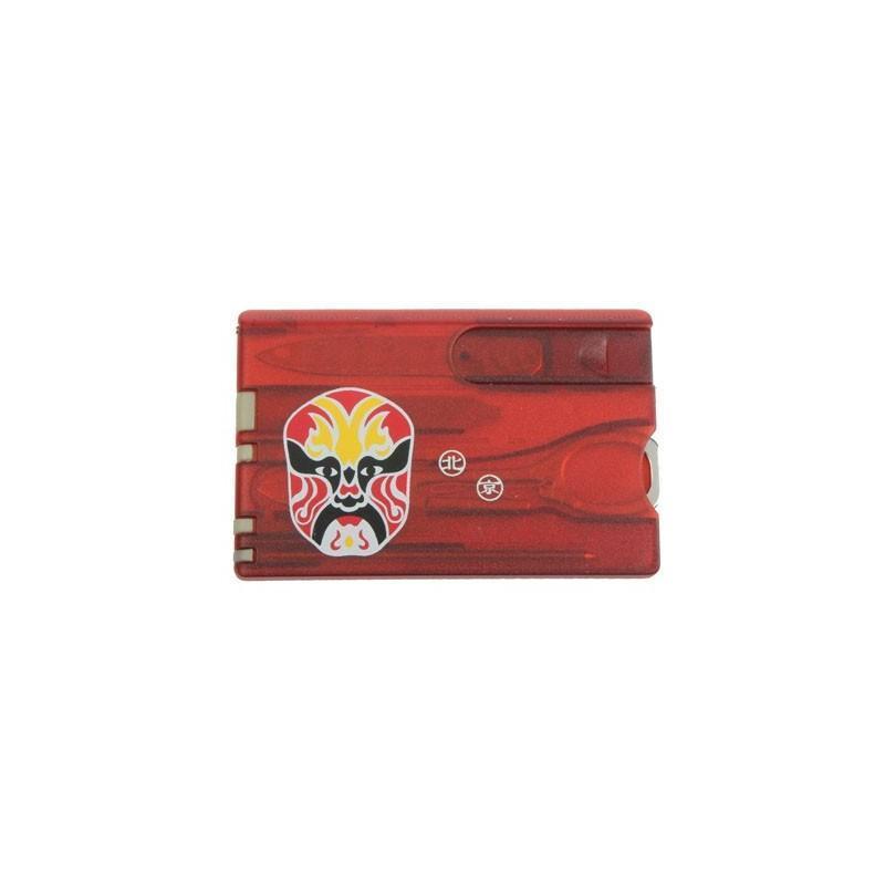 Cкладной нож-карточка – карманный несессер 188142