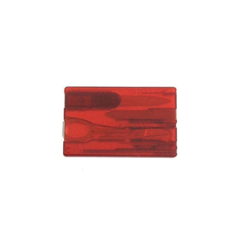 Cкладной нож-карточка – карманный несессер 188143