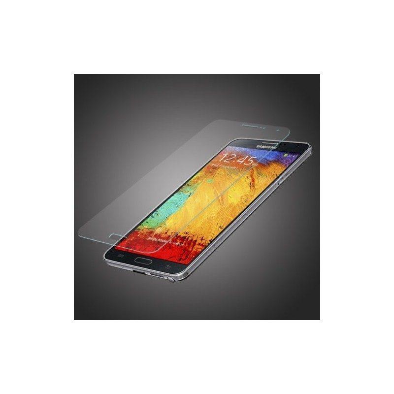 Покрытие из закаленного стекла для экрана Samsung Galaxy Note III / N9000 (олеофобное, ультрачувствительное, крепкость 8H)