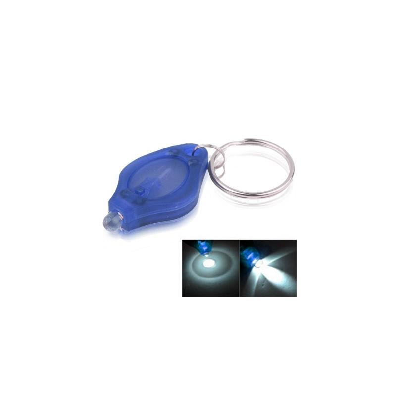 Фонарик-брелок CA-8025 (супер-яркий светодиод)