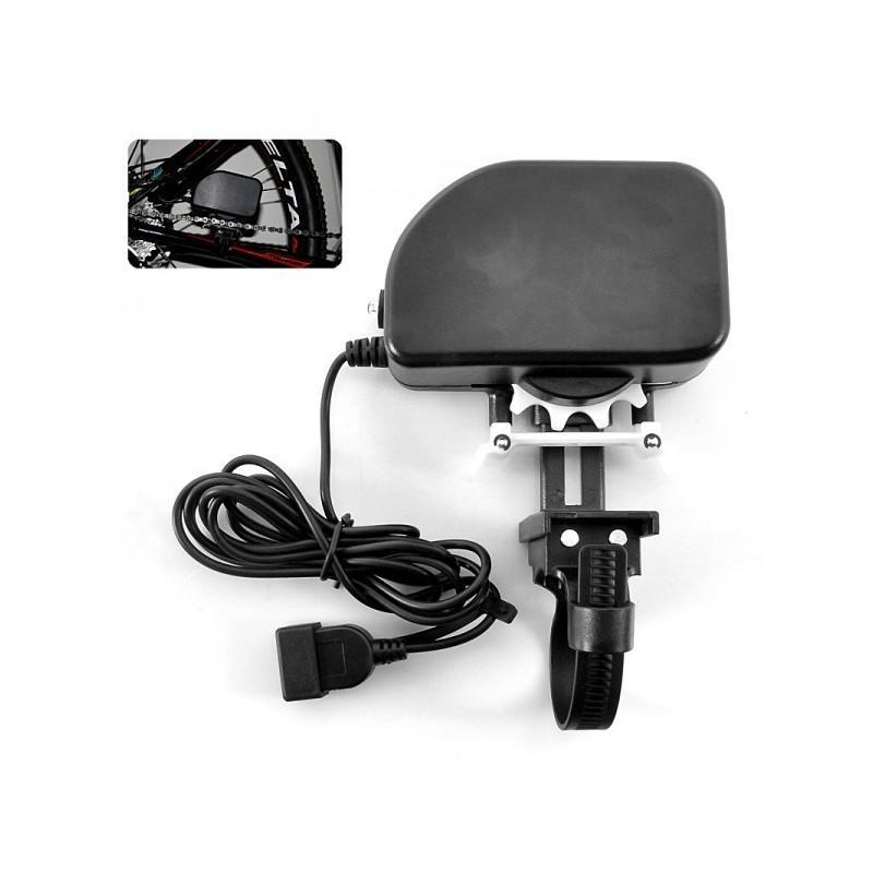 Велосипедный генератор электричества / USB-зарядка, 1000mAh