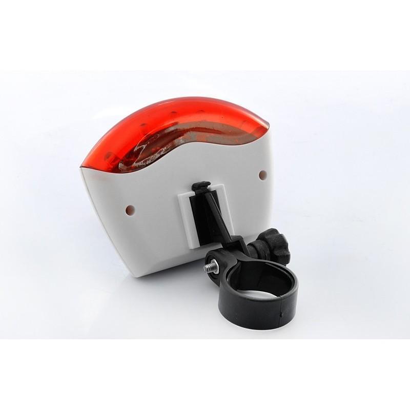 Светодиодная задняя фара (стоп-сигнал) на велосипед OG18 с G-сенсором 188178