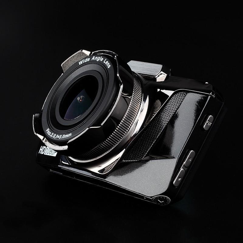 Автомобильный видеорегистратор Full View – FHD 1080p, ЖК-экран 3 дюйма, объектив 170 градусов, G-сенсор 188193