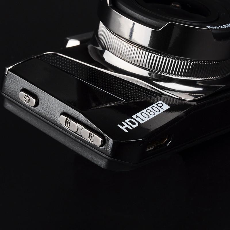 Автомобильный видеорегистратор Full View – FHD 1080p, ЖК-экран 3 дюйма, объектив 170 градусов, G-сенсор 188195