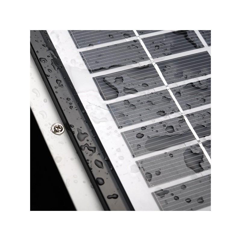 Уличный светодиодный фонарь на солнечной батарее LT256 — IP65, датчик движения, 415 люмен 188251