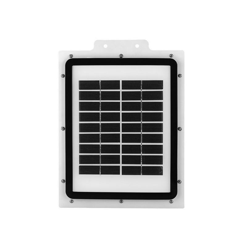 Уличный светодиодный фонарь на солнечной батарее LT256 — IP65, датчик движения, 415 люмен 188252