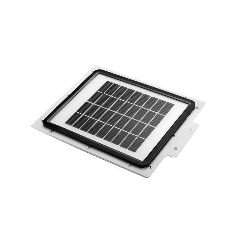 Уличный светодиодный фонарь на солнечной батарее LT256 — IP65, датчик движения, 415 люмен 188255