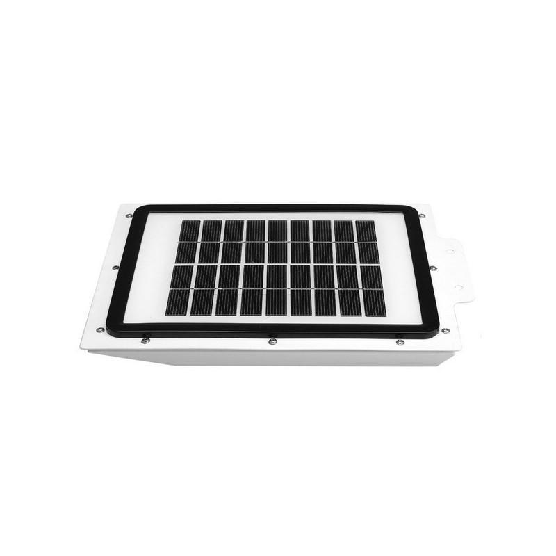 Уличный светодиодный фонарь на солнечной батарее LT256 — IP65, датчик движения, 415 люмен 188258