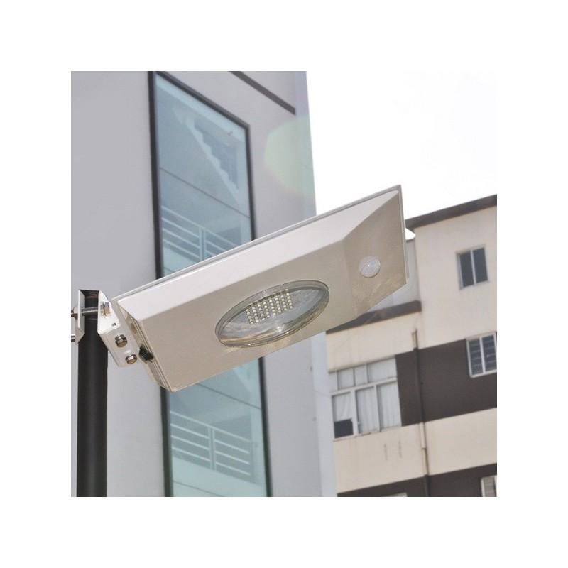 Уличный светодиодный фонарь на солнечной батарее LT256 — IP65, датчик движения, 415 люмен 188260