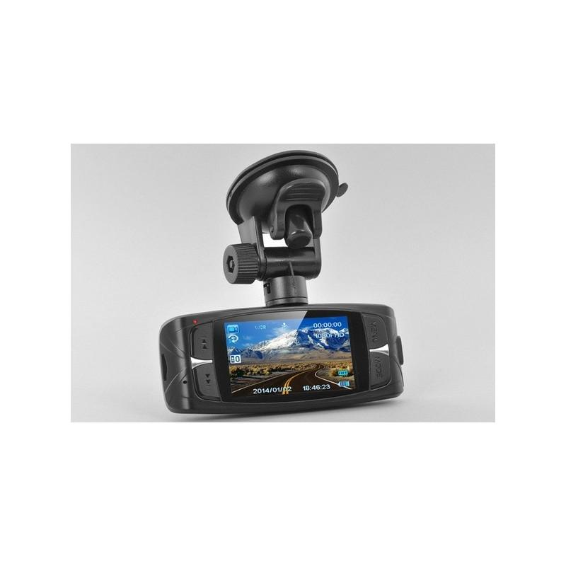 Автомобильный видеорегистратор Car DVR C365 – 1080p 30FPS, 5 Мп, G-сенсор, 4x Zoom, дисплей 2,7 дюйма