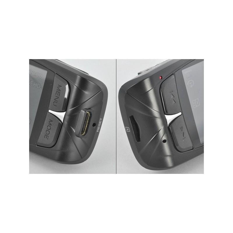 Автомобильный видеорегистратор Car DVR C365 – 1080p 30FPS, 5 Мп, G-сенсор, 4x Zoom, дисплей 2,7 дюйма 188274
