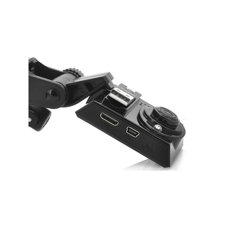 """Автомобильный видеорегистратор """"ProX C239"""" – ночное видение, 1080p, G-сенсор, zoom 4x, экран 2 дюйма 188281"""