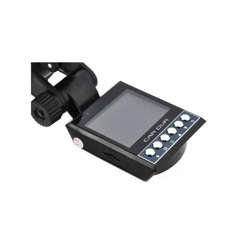 """Автомобильный видеорегистратор """"ProX C239"""" – ночное видение, 1080p, G-сенсор, zoom 4x, экран 2 дюйма 188284"""