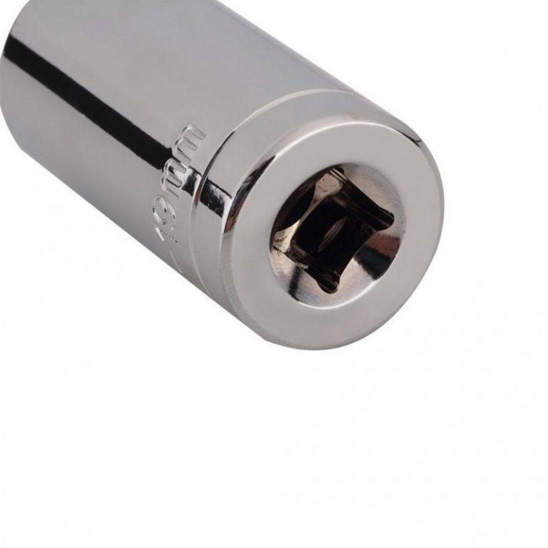 6392 - Суперключ Distordo – ключ-трещетка + насадка + переходник для дрели, захват 7-19 мм