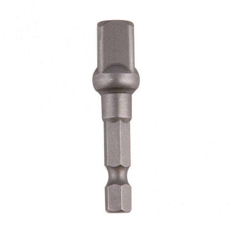 6393 - Суперключ Distordo – ключ-трещетка + насадка + переходник для дрели, захват 7-19 мм