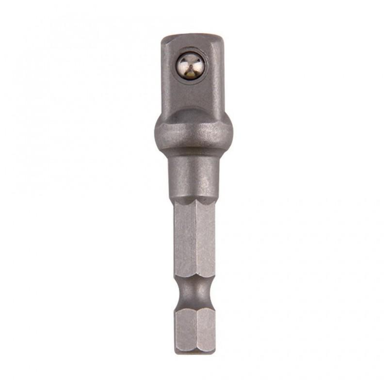 Насадка для суперключа Distordo 7 – 19 мм + переходник для дрели 188371