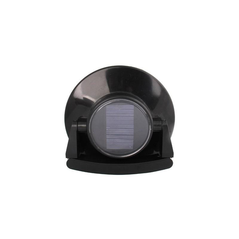 Водонепроницаемый LED-фонарь LED-28 с динамо-машиной и солнечной панелью (12 LED по 1300mcd) 188396