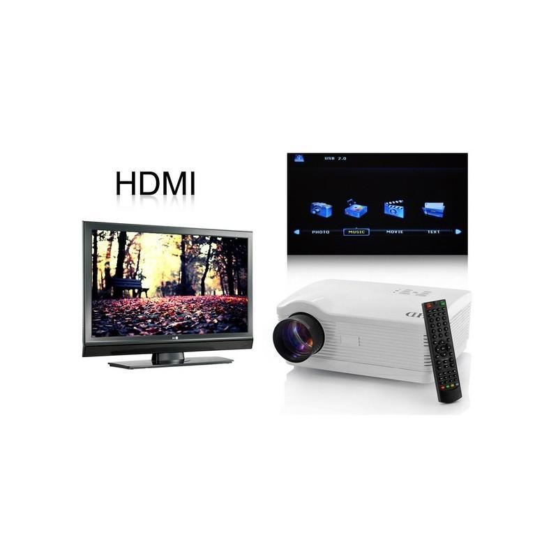"LED HD проектор ""HD Dream E232"" – 1280×768, 3000 люмен, контраст 2000:1 188418"