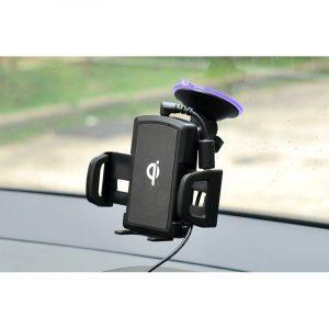 Автомобильная Qi-зарядка / подставка A275 для смартфона