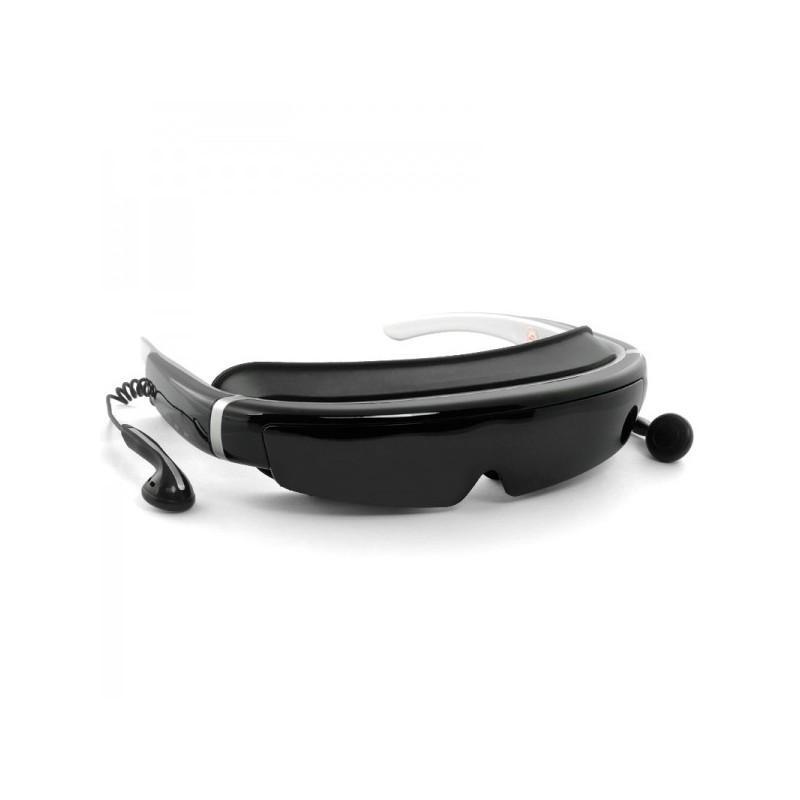 2D / 3D видео-очки E379: виртуальный экран 98 дюймов, Full HD 1080p, AV-подключение, поддержка SD-карты