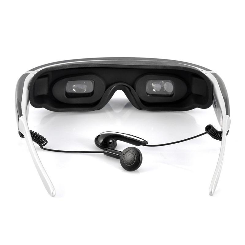 2D / 3D видео-очки E379: виртуальный экран 98 дюймов, Full HD 1080p, AV-подключение, поддержка SD-карты 188667