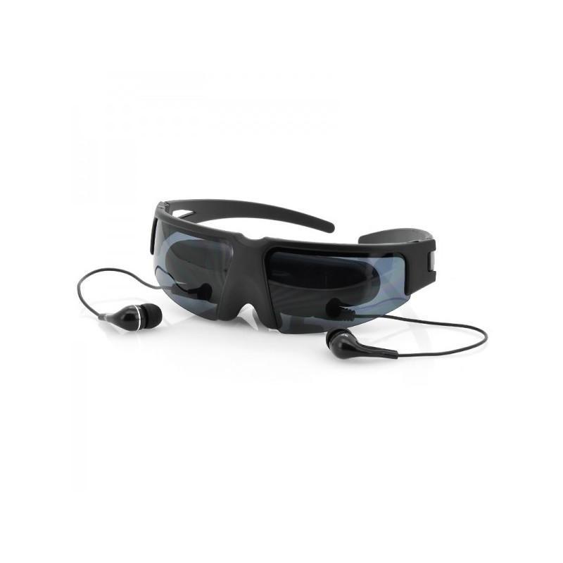Видео-очки E347: виртуальный экран 52 дюйма, AV-подключение, NTSC/PAL/SECAM