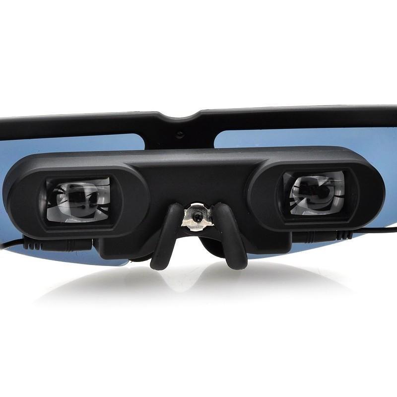 Видео-очки E347: виртуальный экран 52 дюйма, AV-подключение, NTSC/PAL/SECAM 188697