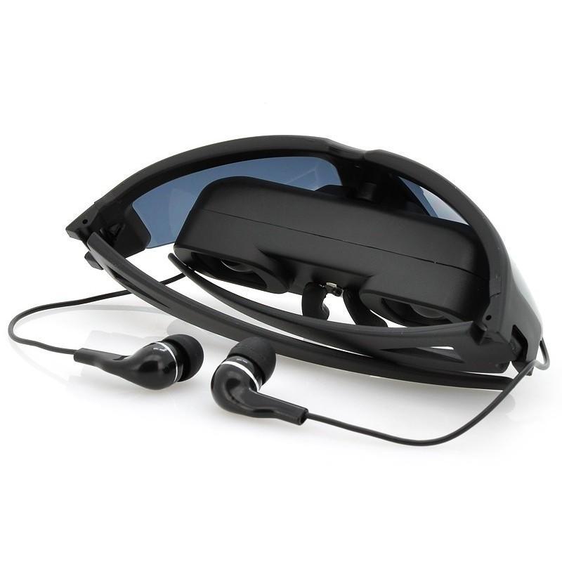 Видео-очки E347: виртуальный экран 52 дюйма, AV-подключение, NTSC/PAL/SECAM 188698