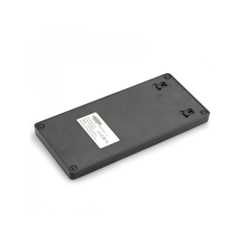 Универсальная программируемая USB-клавиатура: 20 клавиш, LCD-дисплей, подключение по OTG 188742