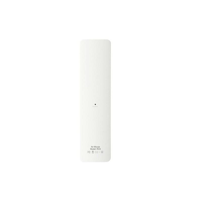 Гироскопическая аэро-мышь Measy RC9 – универсальный пульт для Smart TV (Android, Windows, MAC, Linux) 188745