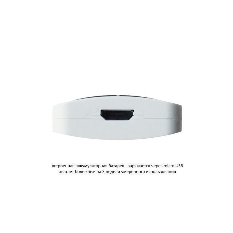 Гироскопическая аэро-мышь Measy RC9 – универсальный пульт для Smart TV (Android, Windows, MAC, Linux) 188747