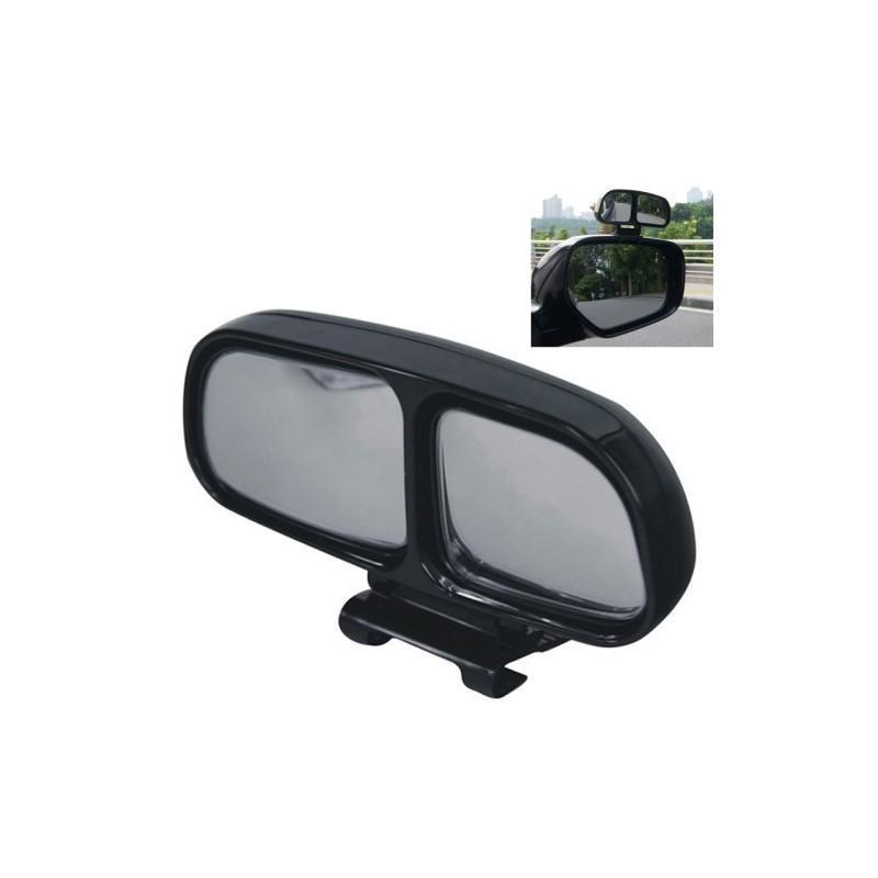 Правостороннее дополнительное зеркало мертвой зоны для авто Argus - Черный