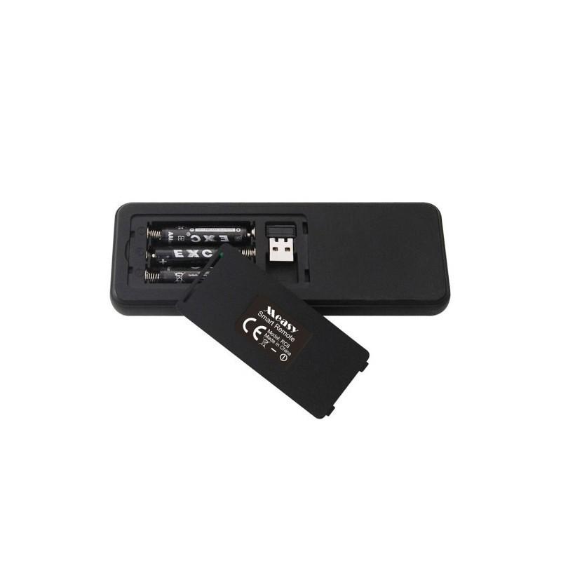 Беспроводная клавиатура с тачпадом Measy RC8 для Android TV Box, мини-ПК и проектора 188758