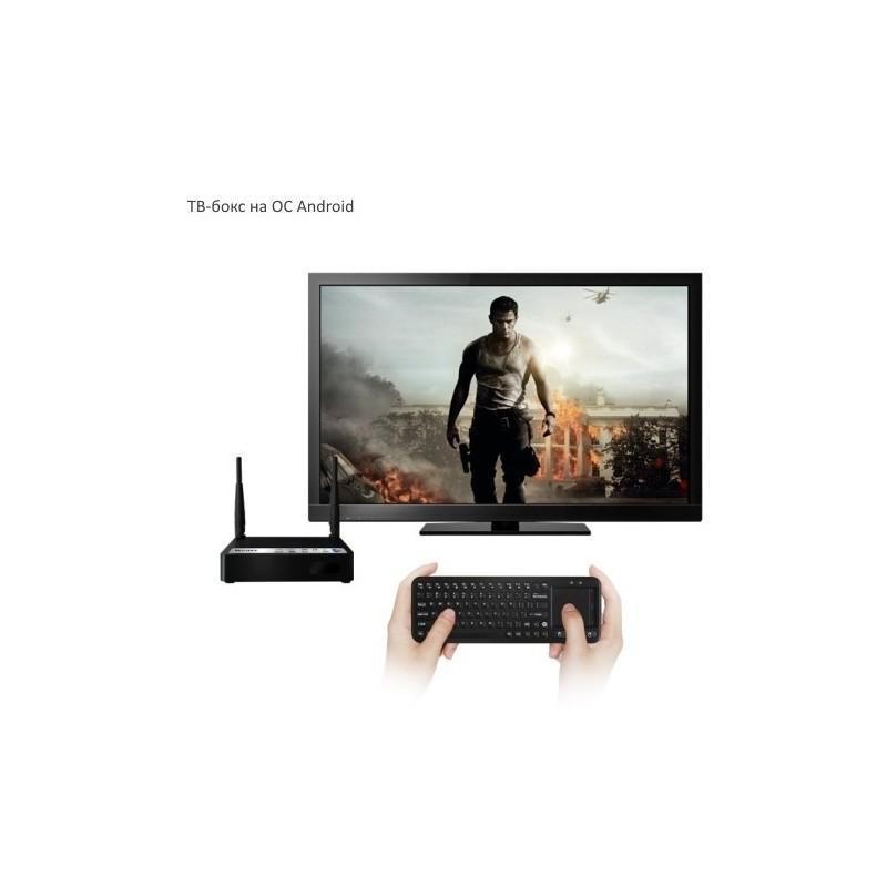 Беспроводная клавиатура с тачпадом Measy RC8 для Android TV Box, мини-ПК и проектора 188761