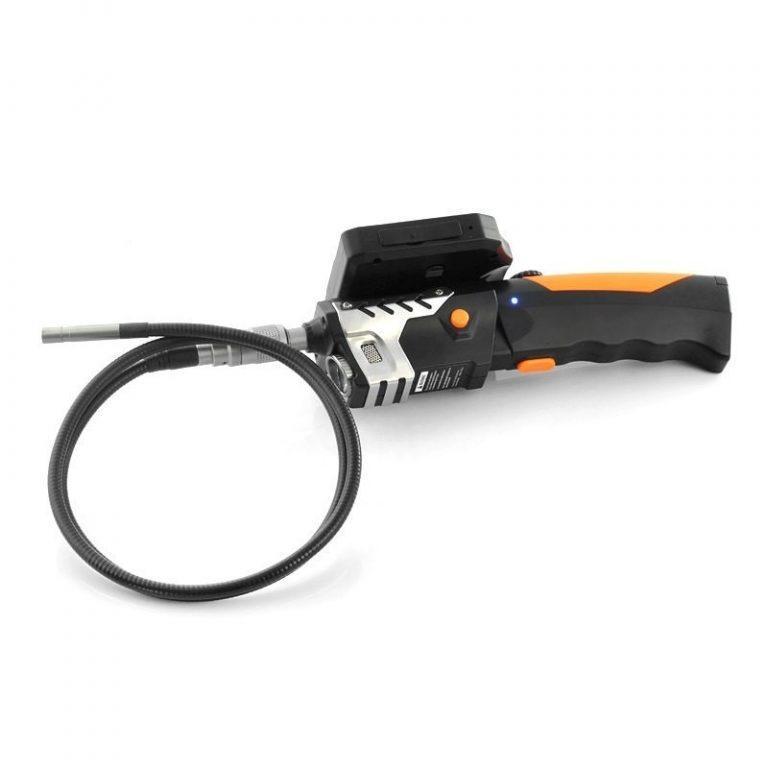 6891 - Технический эндоскоп (видеоскоп) с записью 720p HD-видео DV34 (кабель 1,3,5 метров)