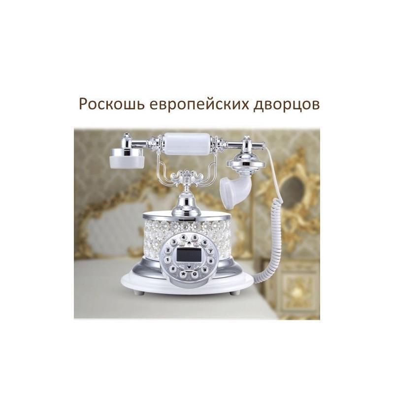 Bluetooth ретро-телефон Vintage R1 для смартфона – экран 1,55 дюйма, iOS, Android, Bluetooth 3.0 188835