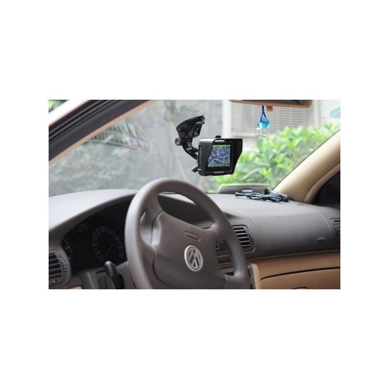 """Мотоциклетный GPS-навигатор """"Rage TR53"""" – экран 4,3 дюйма, водонепроницаемость IPX7, 8 Гб внутренней памяти, Bluetooth"""