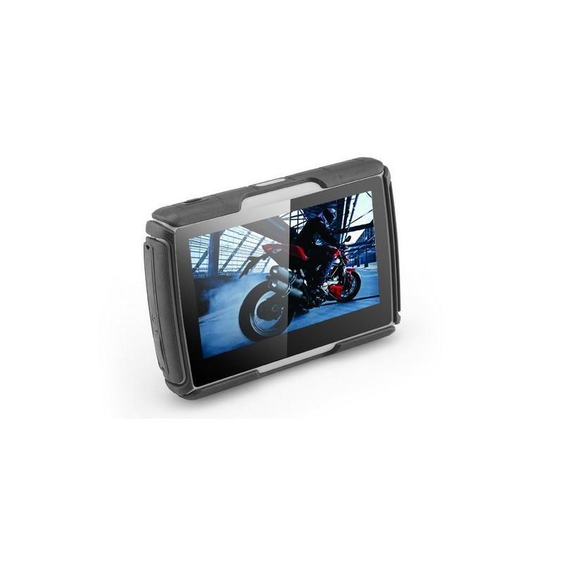 """Мотоциклетный GPS-навигатор """"Rage TR53"""" – экран 4,3 дюйма, водонепроницаемость IPX7, 8 Гб внутренней памяти, Bluetooth 188895"""