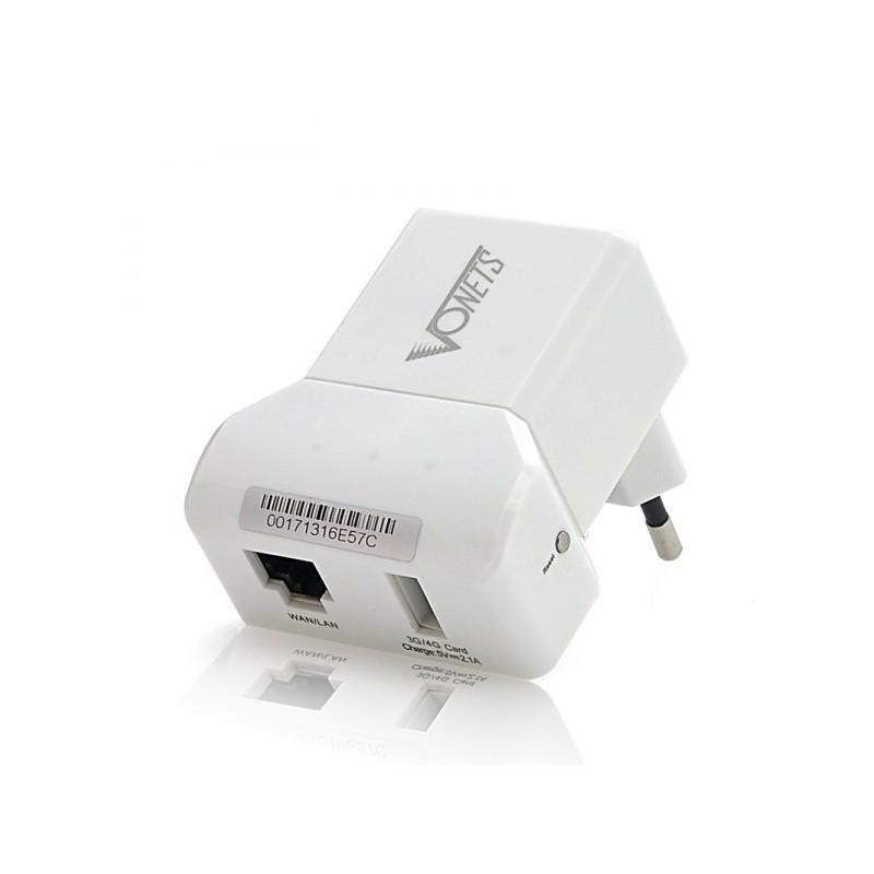 Wi-Fi / 3G маршрутизатор K253 (скорость до 150 Мбит, расстояние передачи до 100 м) + USB-адаптер