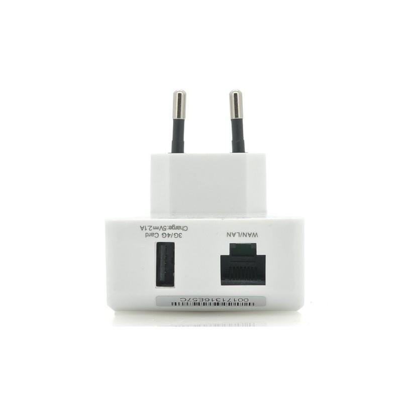 Wi-Fi / 3G маршрутизатор K253 (скорость до 150 Мбит, расстояние передачи до 100 м) + USB-адаптер 188941