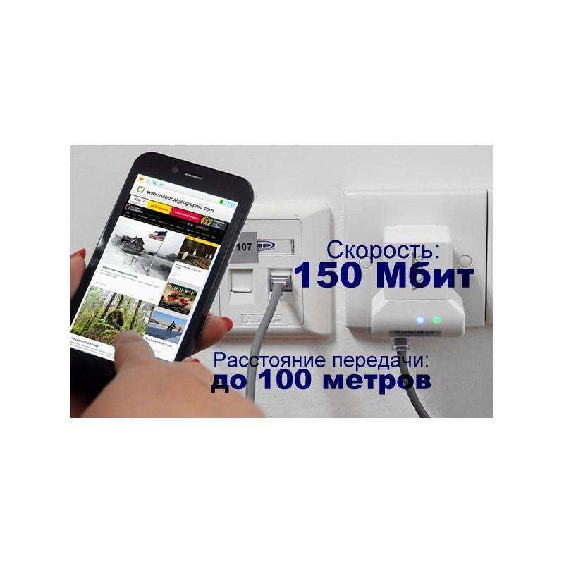 Wi-Fi / 3G маршрутизатор K253 (скорость до 150 Мбит, расстояние передачи до 100 м) + USB-адаптер 188944
