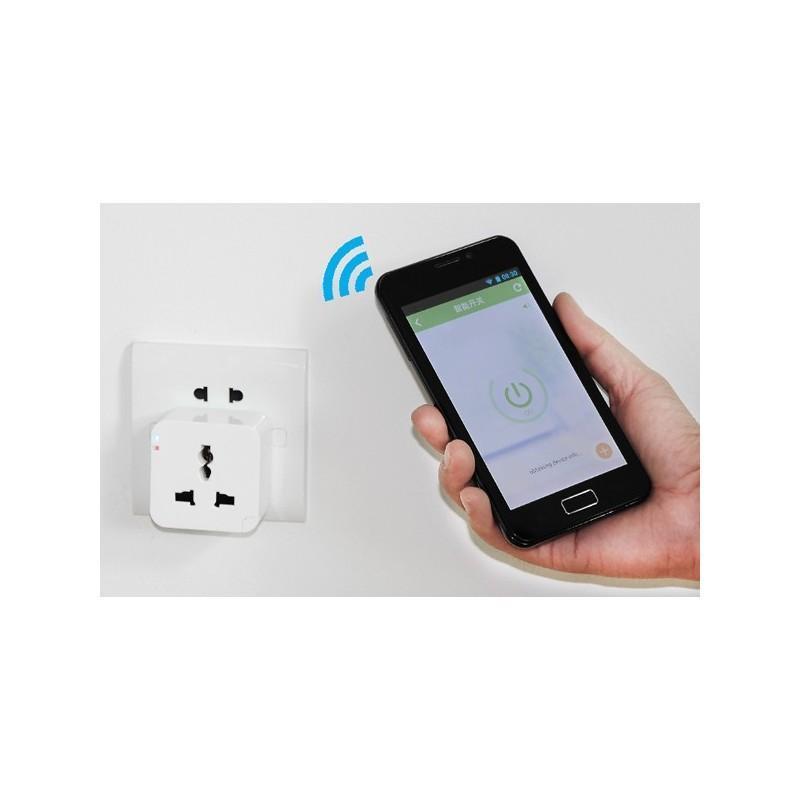 Умная WiFi-розетка J115 (беспроводное управление с помощью смартфона, Android / IOS) 188957