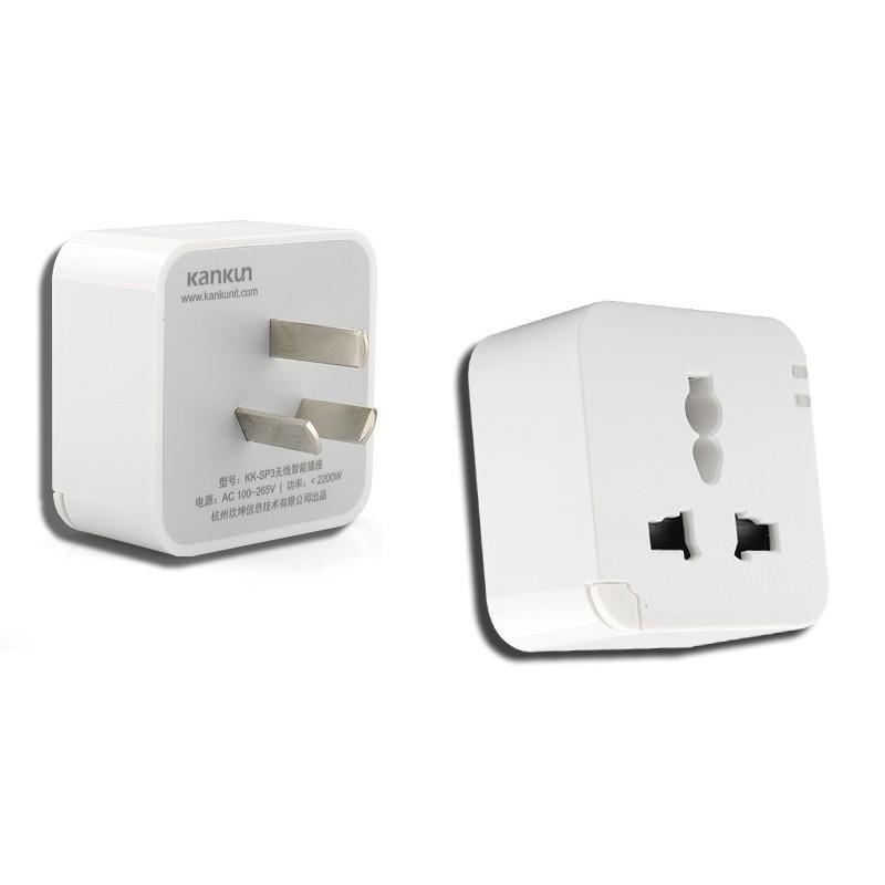 Умная WiFi-розетка J115 (беспроводное управление с помощью смартфона, Android / IOS) 188960