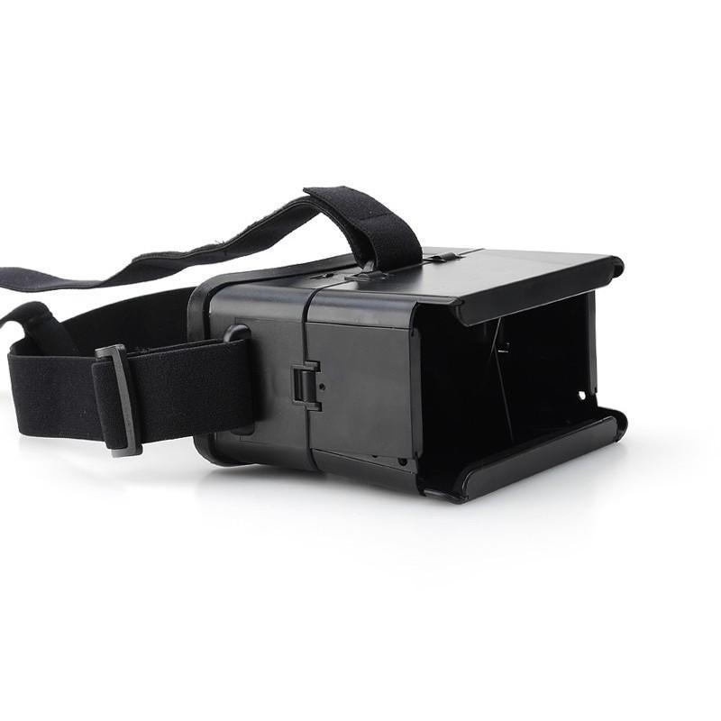 3D-очки для смартфонов (горизонтальная стереопара): 4-7″, регулируемое межзрачковое расстояние, повязка на голову 188968