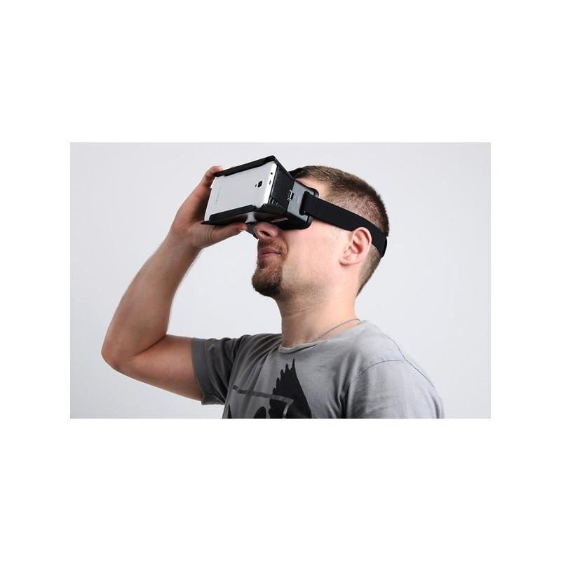 3D-очки для смартфонов (горизонтальная стереопара): 4-7″, регулируемое межзрачковое расстояние, повязка на голову 188969
