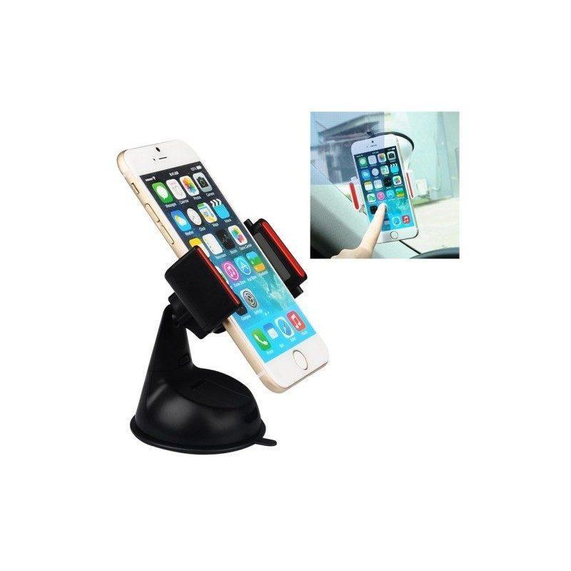 Универсальная подставка для смартфонов с присоской, угол вращения 360° (для iPhone, Samsung Galaxy, HTC и др.)